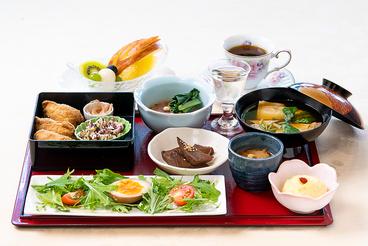 薬膳カフェ奈里のおすすめ料理1