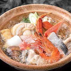 海鮮寄せ鍋(1人前)