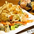 料理メニュー写真大根と人参たっぷりサラダ~梅かつおドレッシング~