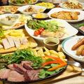 料理メニュー写真ボリューム満点★【贅沢肉バルコース】