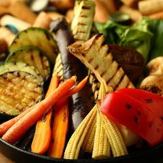 料理メニュー写真●野菜ローストプレート