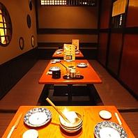 札幌駅北口から徒歩2分!駅チカ好立地の大人な居酒屋。