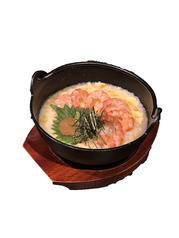えび味噌雑炊