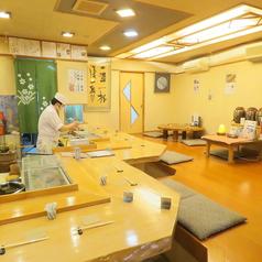 京 寿司 おおきにの雰囲気1