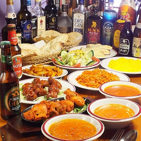 インド・アジア料理 ドゥルガダイニング