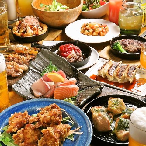 本日お席空いてます!!食べ放題980円~飲み放題990円~!