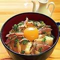 料理メニュー写真極み鶏 大摩桜の生親子丼