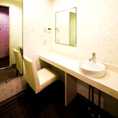 便利な新郎新婦様用の控え室・着付室も充実完備☆(全6室)こちらは、ゲスト様更衣室・休憩室としても幅広くご利用いただけます。