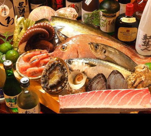 新鮮な魚介に舌鼓!接待や大切な人のおもてなしに最適のお寿司屋さん。