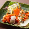料理メニュー写真福島名物盛り合わせ