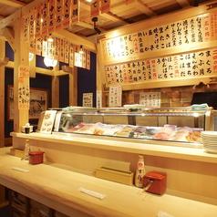 立ち寿司横丁 新宿西口の雰囲気1