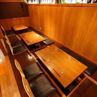 日本酒センター ニューキタノザカ 宴会スペースの雰囲気1
