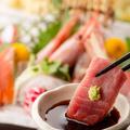 料理メニュー写真本日新鮮魚のお造り