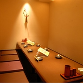 10名様用の完全個室です。接待・お仲間との集まり・女子会などなど様々な用途にご利用いただけます。
