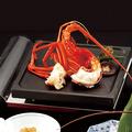 料理メニュー写真伊勢海老のおどり焼き