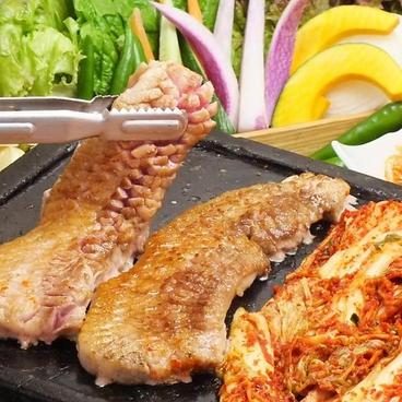 カルビ丼 サムギョプサル ぶた韓 西尾店のおすすめ料理1