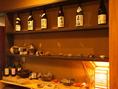 【日本酒・焼酎へのこだわり】美味しい料理に合わせた日本酒・焼酎も多数ご用意しております。