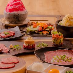 NA×NO Beef Garden ナノ ビーフガーデン 関内伊勢佐木町店のコース写真