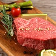 熟成肉、飛騨牛、近江牛、希少部位を塩で。