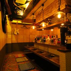 仍の創作居酒屋 異端児の砦の雰囲気1
