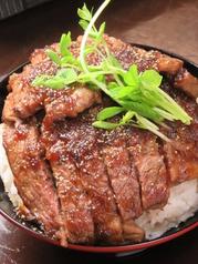 肉丼屋のおすすめ料理1