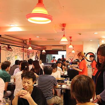 韓国料理 イニョン 1号店の雰囲気1