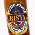 【クリスタルビール】
