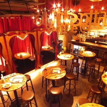 鴨餃子とワイン バル オペレッタ52の雰囲気1