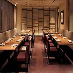 【9階24名様個室】絶品イタリアンをラグジュアリーな個室空間で!!