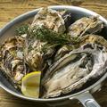 料理メニュー写真牡蠣のガンガンバンバン焼