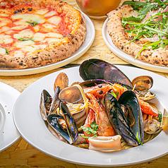 Pizzeria Osteria e.o.e ピッツェリア オステリア イーオーイーのコース写真