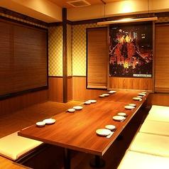 さかなや道場 横須賀中央店 三浦半島直送鮮魚 浜焼きセンターの雰囲気1