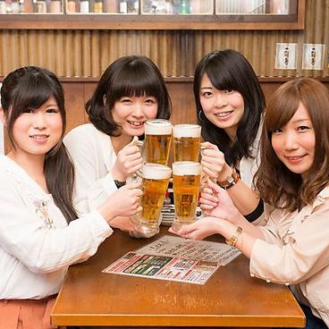 定額酒場 豊田コモスクエア店の雰囲気1