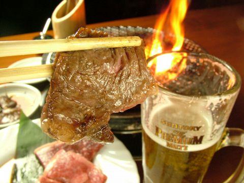 【新大阪・西中島南方】大人の隠れ家焼肉「火凛亭」。旨い焼肉とビールが最高!!