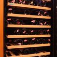 相模原エリアトップクラス!常時100種類以上のワインの品揃え