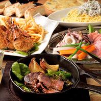 こだわりのお肉料理あり♪宴会や貸切に人気!