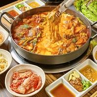 韓国本場のチーズタッカルビは女子会に人気
