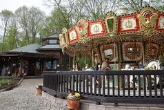 メリーゴーラウンドカフェの写真