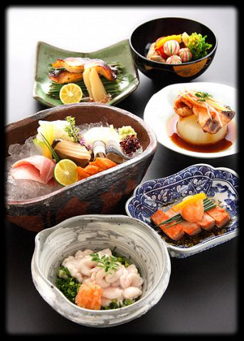 日本料理 さくら亭