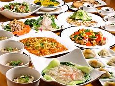 レストラン 龍苑のコース写真