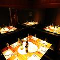 『大人のための極上のラグジュアリー空間』フランス人デザイナー『アラン・ルルーシュ』が手がけた店内!2名様~80名様まで豪華な装飾が光るお洒落な空間をご提供いたします!誰と来ても、何度来ても愉しめる究極のエンターテイメント空間がここに。(四ツ谷 個室 肉バル 食べ放題 飲み放題 宴会 女子会 誕生日 記念日)