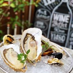 ワイン食堂 leale レ アーレ 十日市場の写真