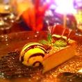 藤沢『Shiro(シロー)』の手作りデザートは、ぜひ1度は食べてみて♪季節のフル―ツや、ジェラートを使った女性も喜ぶ甘い一皿☆