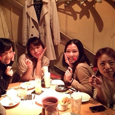 かわいいテーブル席★