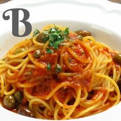 イタリア産アンチョビとトマトソース~ブッタネスカ~