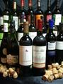 新潟のワインだけでなく世界の美味しいワインも、お料理の旨味をより一層引立てます。