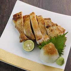 匠美鶏のモモ肉ステーキ~おろしぽん酢~