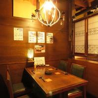 《大船の居酒屋》昭和レトロな落ち着きのある空間