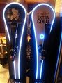 冷たい刺激!氷点下2.2度のビール、エクストラコールドも飲めるお店♪氷点下ビールで喉越しスッキリ。