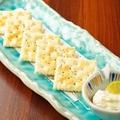 料理メニュー写真王様のすだちクリームチーズ